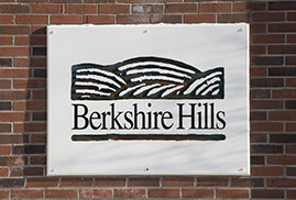 Neighborhood sign for Berkshire Hills in Denville.